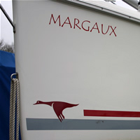 Margaux before polishing